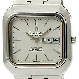 Omega Constellation 37mm Vintage Mens Watch