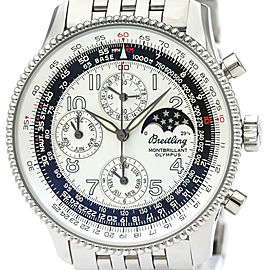 Breitling Montbrillant A49350 42mm Mens Watch