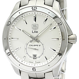 Tag Heuer Link WAS2111 40mm Mens Watch