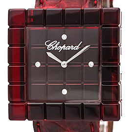 Chopard Ice Cube 12/7780 32mm Womens Watch