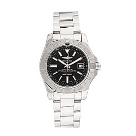 Breitling Avenger II GMT A3239011/BC35SS Automatic Stainless Steel Men's Watch