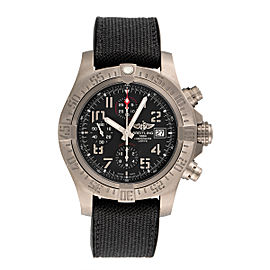 Breitling Avenger Bandit E1338310/M534 Titanium 45mm Men's Watch