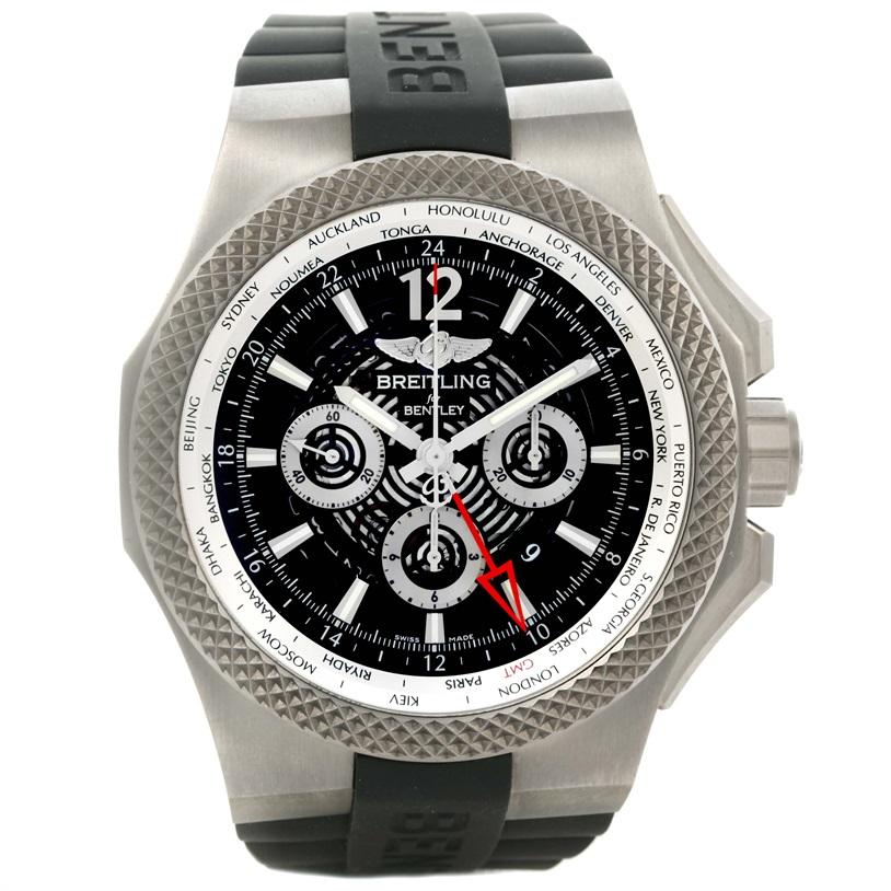 breitling bentley ebay wristwatches chronometer bhp