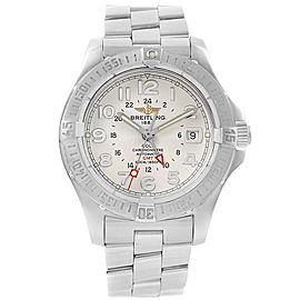 Breitling Colt A32350 Stainless Steel Automatic 40mm Mens Watch