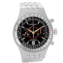 Breitling Montbrillant Legende A23340 Stainless Steel 47mm Mens Watch