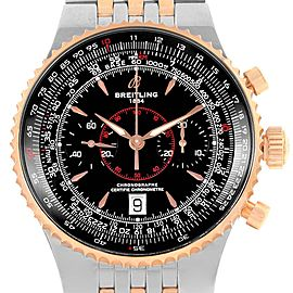Breitling Montbrillant Legende C23340 Stainless Steel/18K Rose Gold Automatic 47mm Mens Watch