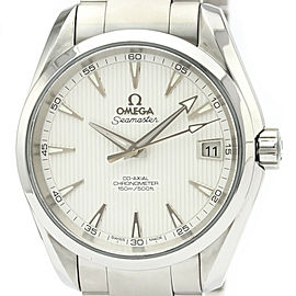 Polished OMEGA Seamaster Aqua Terra Co-Axial Watch 231.10.39.21.02.001