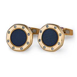 Audemars Piguet Royal Oak 18K Rose Gold Cufflinks