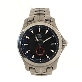 Tag Heuer Link Calibre 5 Automatic Watch Stainless Steel 39