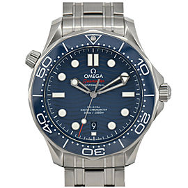 OMEGA Seamaster300M 210.30.42.20.03.001 Blue Dial Automatic Men's Watch