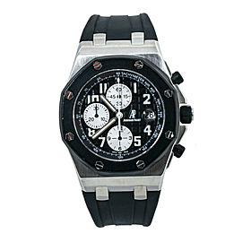 Audemars Piguet Royal Oak Offshore 25940SK.OO.D002CA.03 42mm Arabic Rubber Watch