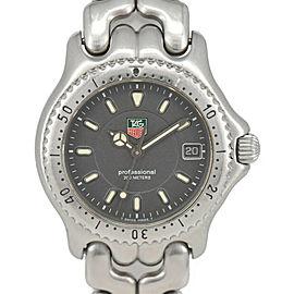 TAG HEUER S/el Professional 200M W1213-K0 gray Dial Quartz Boy's Watch