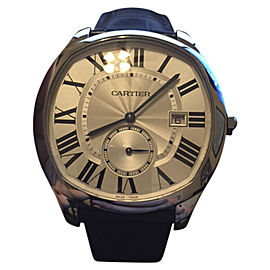 Cartier Drive de Cartier Stainless Steel 41mm Watch