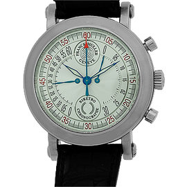 Franck Muller BiRetro Chronograph Stainless Steel Mens Watch