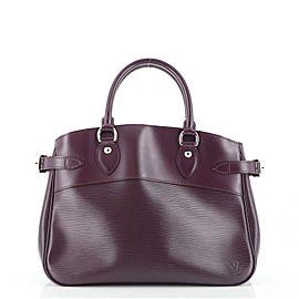 Louis Vuitton Passy Tote Epi Leather PM