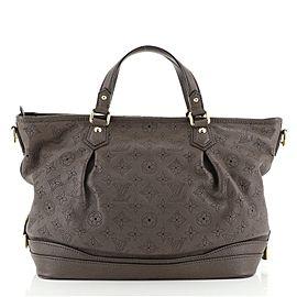 Louis Vuitton Stellar Handbag Mahina Leather PM