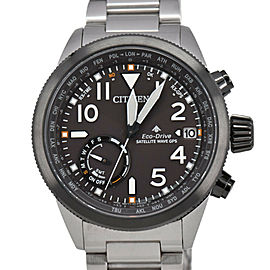 CITIZEN Professional master F150-S116821 GPS Solar Powered Men's Watch