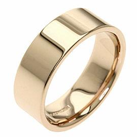 MIKIMOTO 18k Pink Gold Simple design Ring