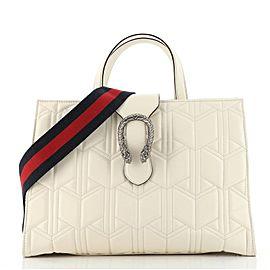 Gucci Dionysus Convertible Tote Matelasse Leather Large