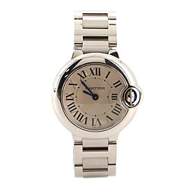 Cartier Ballon Bleu de Cartier Quartz Watch Stainless Steel 28