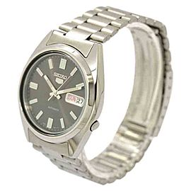 Seiko SPORTS 7S26-3040 Stainless Steel 37mm Watch