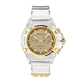 Versace Gold 44MM VEZ700121