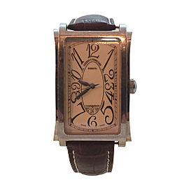 Cuervo Y Sobrinos Prominente 125 Aniversario A 1012 31mm Mens Vintage Watch