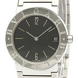 BVLGARI BB30SSD Bvlgari Bvlgari Stainless steel Quartz Watch HK-2504