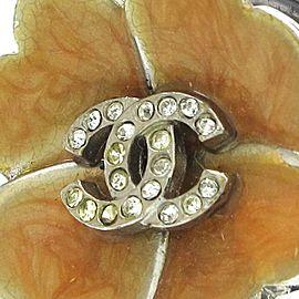 Chanel 925 silver 04P earrings RK-284