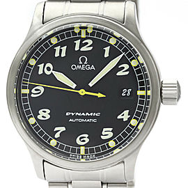 OMEGA Dynamic Stainless Steel Automatic Mens Watch 5200.50