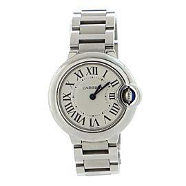 Cartier Ballon Bleu de Cartier Quartz Watch Stainless Steel 28