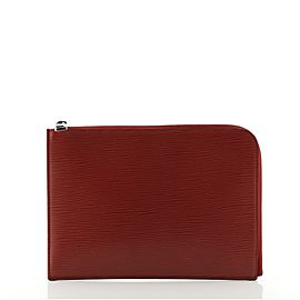 Louis Vuitton Pochette Jour Epi Leather PM