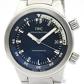 IWC Aqua Timer Stainless Steel Automatic Mens Watch IW354805