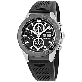 Tag Heuer Carrera CAR201Z.FT6046 43mm Mens Watch