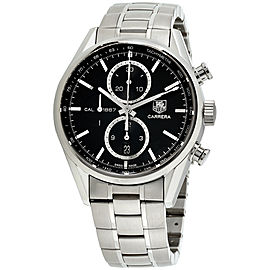 Tag Heuer Carrera CAR2110.BA0724 41mm Mens Watch