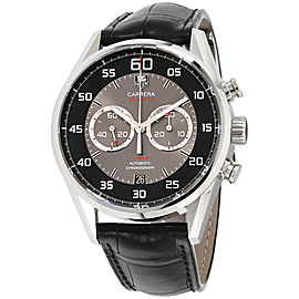 Tag Heuer Carerra CAR2B10FC6235 43mm Mens Watch