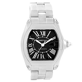 Cartier Roadster W62041V3 Stainless Steel 43mm Automatic Mens Watch