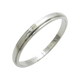 Cartier 950 Platinum d'Amour Ring Size: 10.25