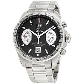 Tag Heuer Grand Carrera CAV511ABA0902 43mm Mens Watch