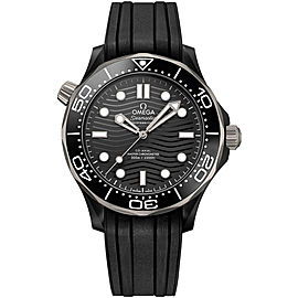 Omega Seamaster Diver 300m Co-Axial Master Chronometer 43.5mm Mens Watch