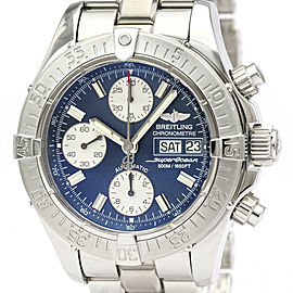 BREITLING A13340 Super Ocean Stainless steel Chrono Automatic Watch