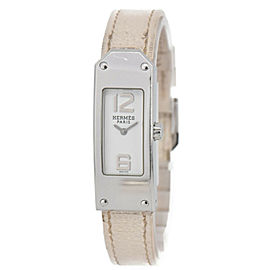 HERMES KELLY2 KT1.210 Stainless Steel/Leather Quartz Women's Watch
