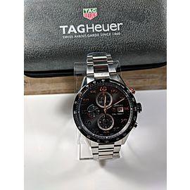 Tag Heuer Carrera CAR2A10.BA0799 43mm Mens Watch