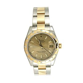 Rolex Datejust 178343 31mm Unisex Watch