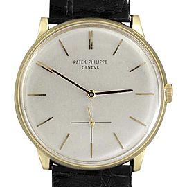 Patek Philippe 2573 Vintage 33mm Mens Watch