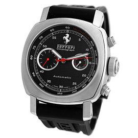 Panerai Ferrari Gran Turismo FER0004 Stainless Steel & Rubber Automatic 45mm Mens Watch