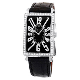 "Roger Dubuis ""Much More"" 18K White Gold Strapwatch"