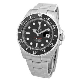 "Rolex ""Sea-Dweller"" 126600 Stainless Steel/Ceramic Automatic 43mm Mens Watch"