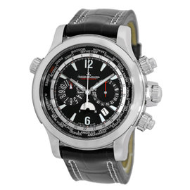 "Jaeger-LeCoultre ""Master Compressor Extreme World"" Chronograph Stainless Steel Automatic 46mm Mens Strapwatch."