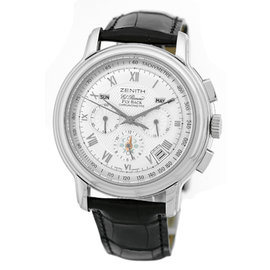 Zenith Grande Flyback Chronomaster XT 03.1250.4009/01.c495 Stainless Steel 42mm Mens Watch